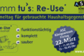 Re-Use Sammeltag